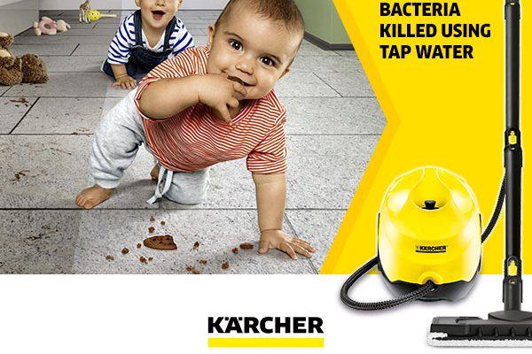Crossfire Agency, Karcher, Digital Ads