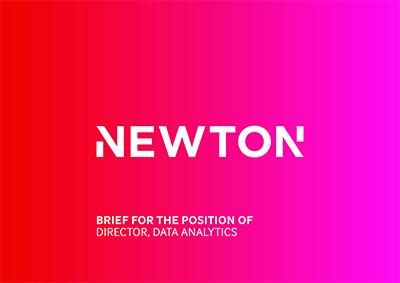 Newton, Europe, Print, Design