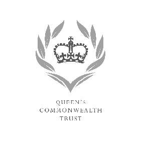 Queen's, Commonwealth, Trust, Logo, Crossfire