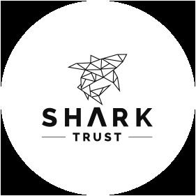 Shark, Trust, Logo, Crossfire